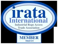 Logotipo formacion IRATA