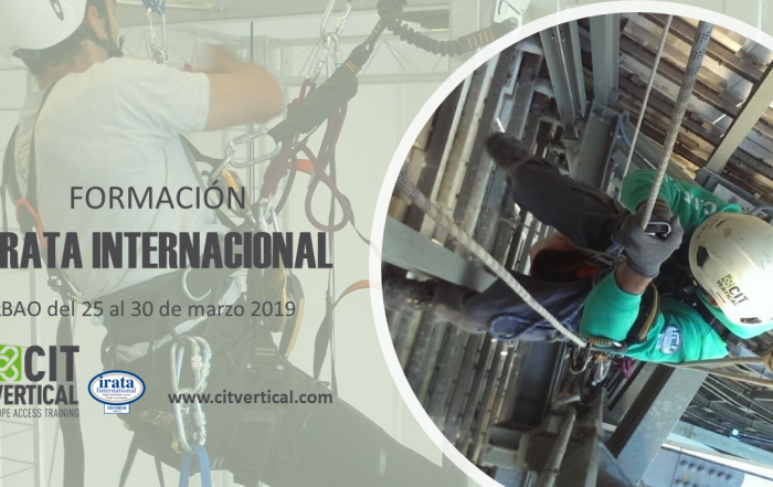 Curso Irata International