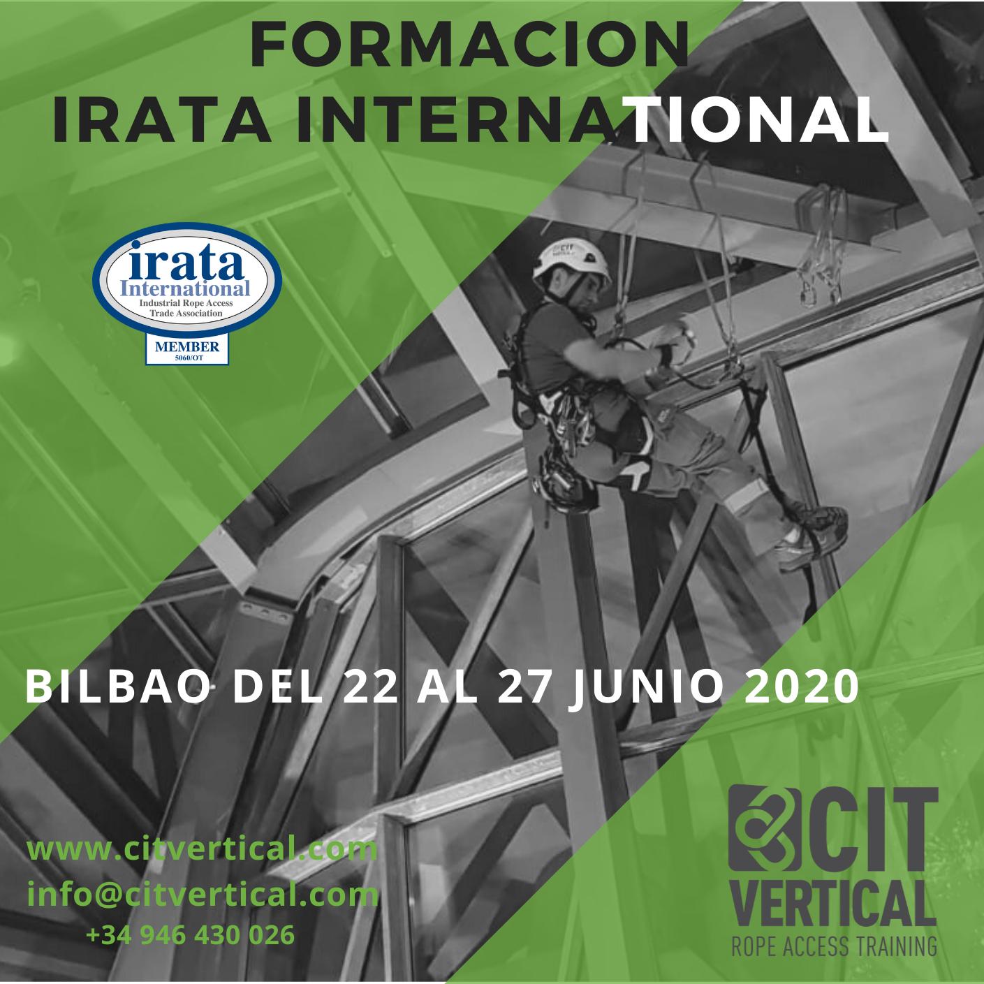 Formación Irata International